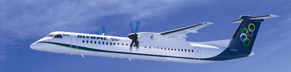 Olympic Air Bombardier
