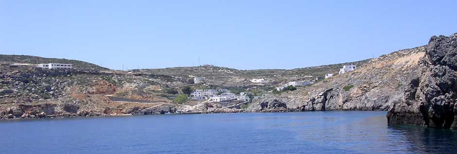 Antikythera Island - Port