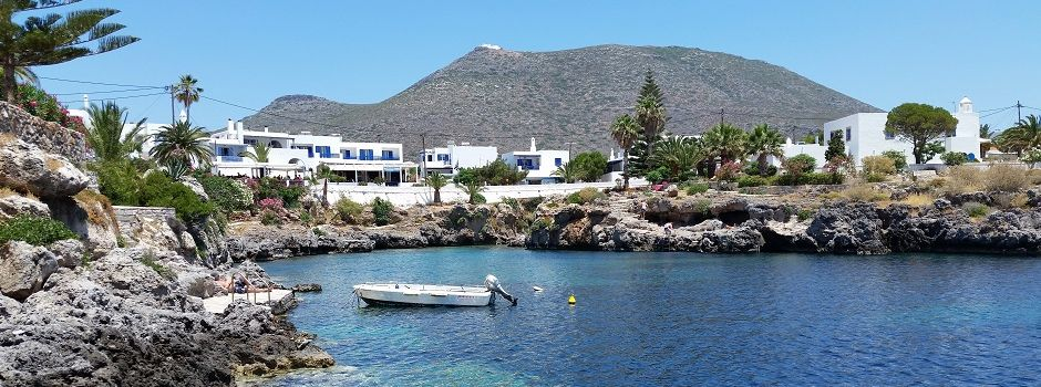 Insel Kythira Reiseführer  – Griechenland