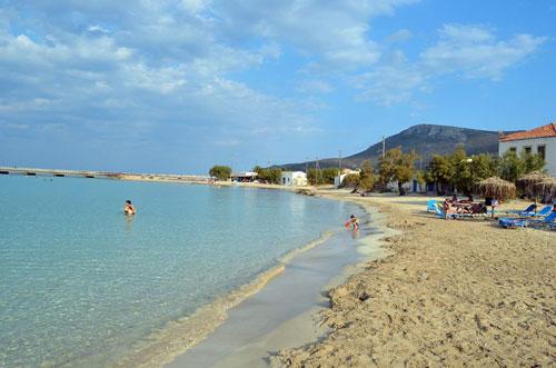 Diakoft - Beach, Kythira Island