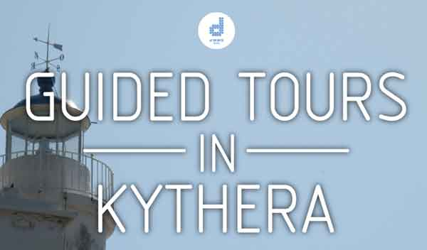 Guided bus tours in Kythira