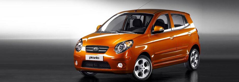 Mietwagen - Rent a Car Kythira