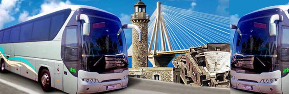 KTEL Public Bus Service