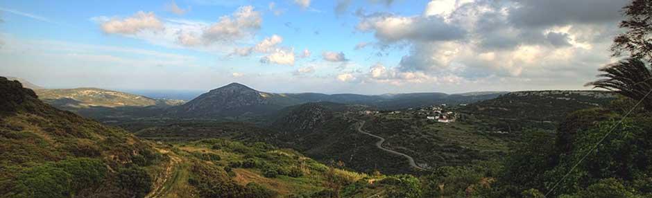 Die Dörfer von Kythira