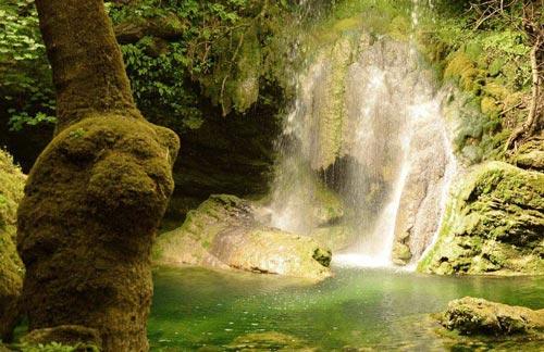 Wasserfall Nereida | Mylopotamos