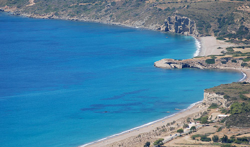 Paleopoli - Beach, Kythira Island