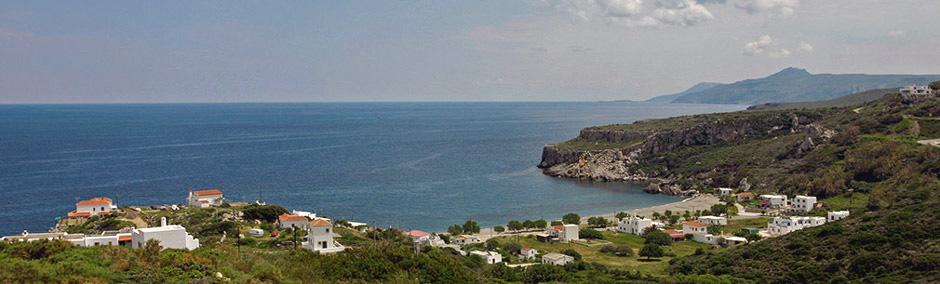 Platia Ammos - Kythira Island
