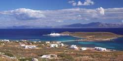 Hafen Port Diakofti Kythira