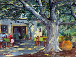Skandia Tavern Paleopoli - Kythira Island