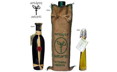 Tzortzopoulos | ökologische Produkte | Karavas